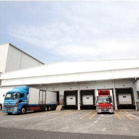 松阪低温物流センター