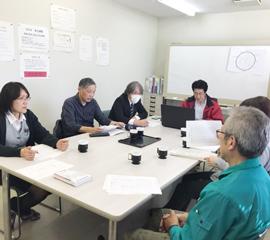 毎週幹部会議の実施